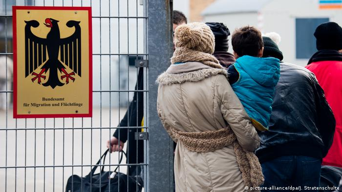 Number of asylum seekers in Germany drops by one-third