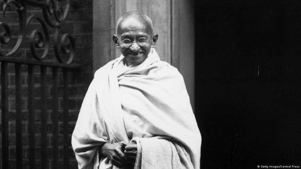 Pilgerreise Zu Gandhis 150 Geburtstag Asien Dw 02102019