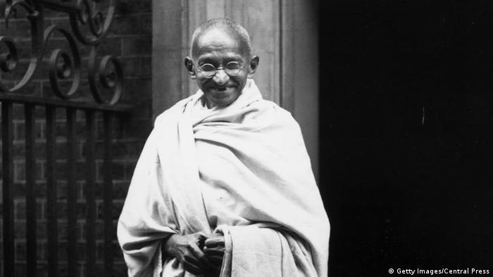 Gandhi em foto de 1931