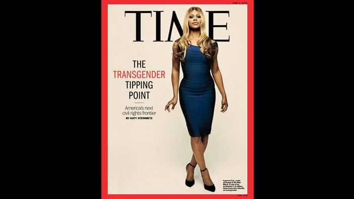 Laverne Cox - Time Magazine June 2014