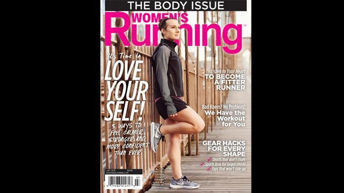 Amelia Gapin - Women's Running Magazine