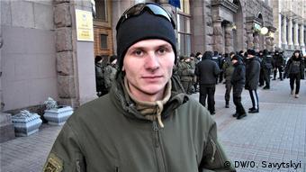 Ветеран АТО Іван