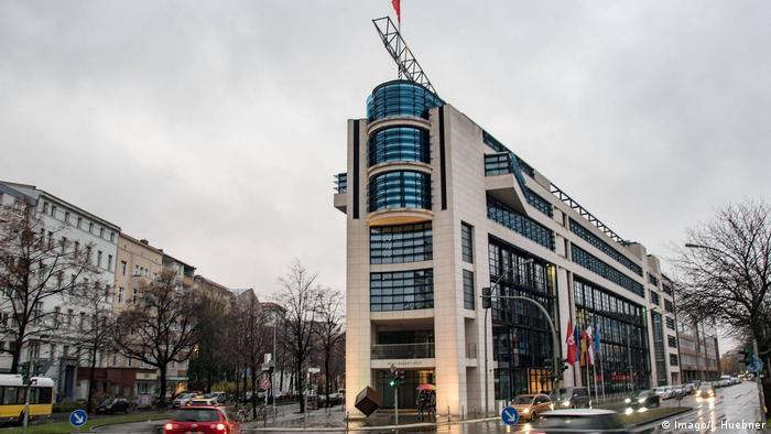Deutschland SPD-Parteizentrale