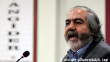 Türkei Journalist und Author Mehmet Altan