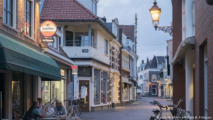 Леуварден - культурная столица Европы в 2018 году