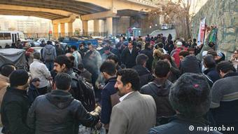 Iran Proteste (majzooban)