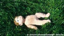 Symbolbild Pädophilie gegen Jungen