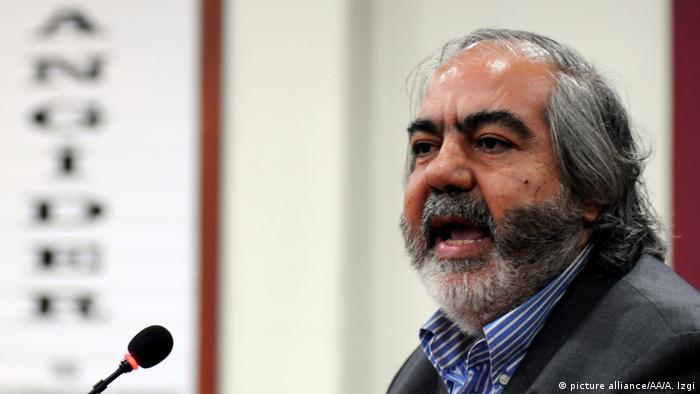 Türkei Journalist und Autor Mehmet Altan