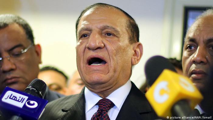 Ägypten - Ex-Militärchef Sami Anan