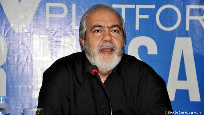 Türkei - Journalist und Autor Mehmet Altan