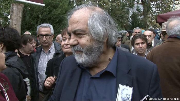 Türkei - Journalist und Autor Mehmet Altan (DHA Doğan Haber Ajansı)