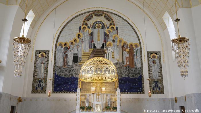Österreich Wien -Kirche zum heiligen Leopold - Choir (picture alliance/Godong/F. de Noyelle)
