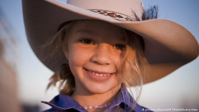 Amy Dolly Everett (picture-alliance/AP Photo/Akubra Hats)