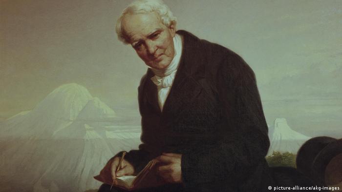 Alexander v.Humboldt Scharder
