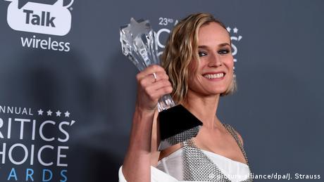 Critics' Choice Awards 2018 Diane Kruger
