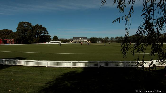 Bert Sutcliffe Oval Stadion Cricket (Getty Images/M.Hunter)
