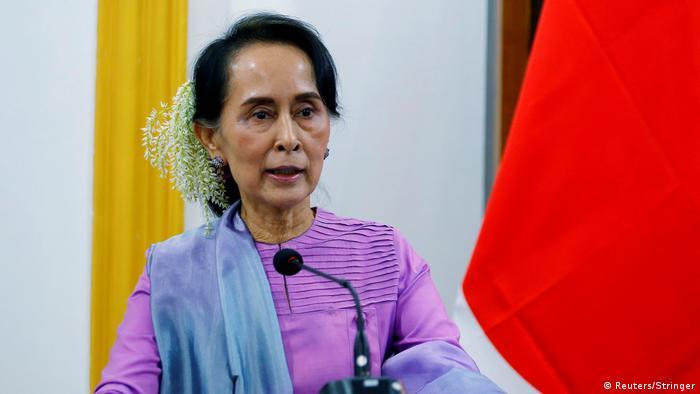 Myanmar: Aung San Suu Kyi's house attacked