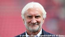 Rudi Völler 1. FSV Mainz 05 - B04 Bayer 04 Leverkusen