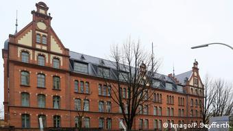 Former Columbiadamm barracks (Imago/P.Seyfferth)