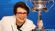 2018 Australian Open - Billie Jean King