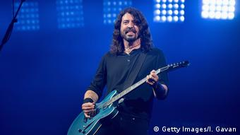 Foo Fighters Dave Grohl (Getty Images/I. Gavan)
