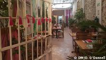 Kolumbien Inmate Restaurant in Santiago