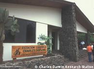 Centro de investigación científica Charles Darwin, en las islas Galápagos.