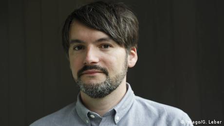 Sasa Stanisic deutschsprachiger Schriftsteller aus Bosnien und Herzegowina