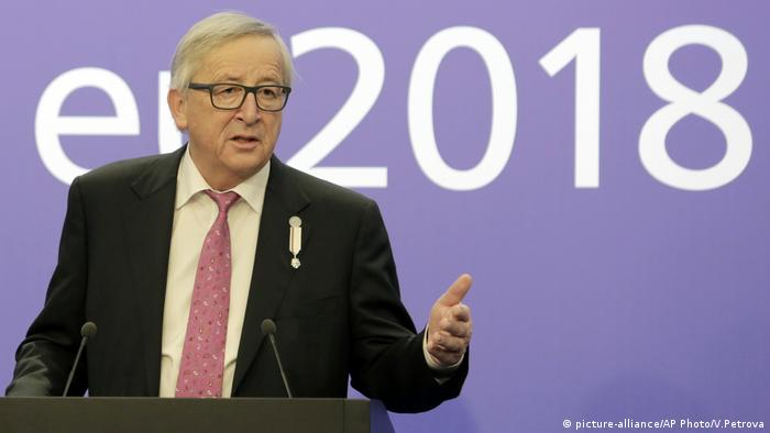 Jean-Claude Juncker (picture-alliance/AP Photo/V.Petrova)