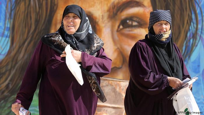 Jordanien syrische Flüchtlinge in Zaatari