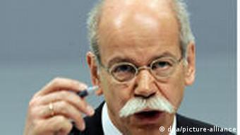 Dieter Zetsche, Vorstandsvorsitzender des Stuttgarter Automobilkonzerns Daimler(Photo: dpa)