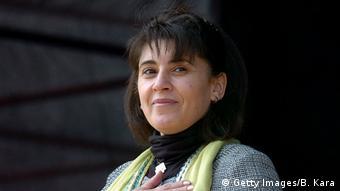 Kurdische Abgeordnete Leyla Zana verliert Parlamentssitz in Türkei (Getty Images/B. Kara)
