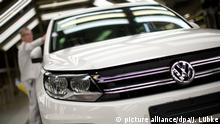 VW Symbolbild - Kontrolle