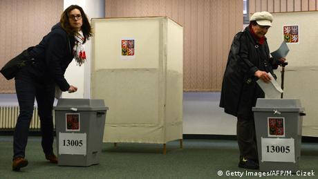 У Чехії - другий день виборів президента