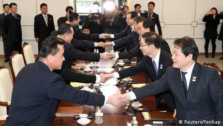 Північна Корея хоче взяти участь у зимових Паралімпійських іграх