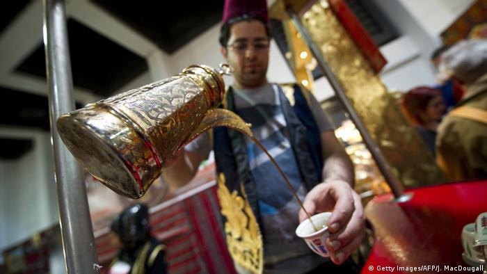 আরবদেশের 'মোকা' কফি