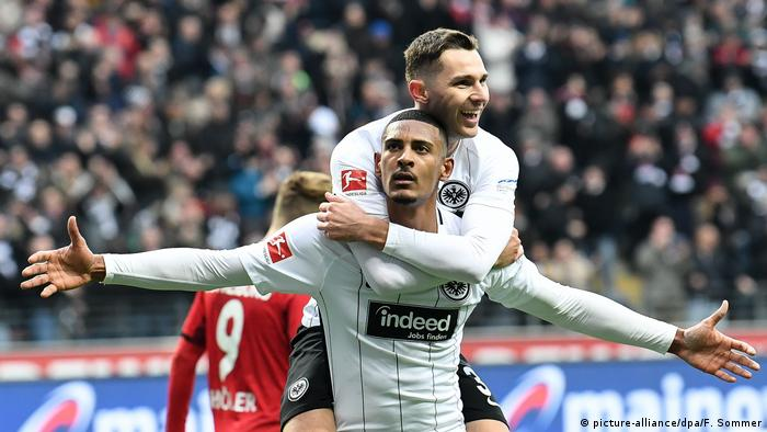 Fußball Bundesliga Eintracht Frankfurt - SC Freiburg (picture-alliance/dpa/F. Sommer)