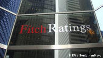 Fitch Ratings headquarters