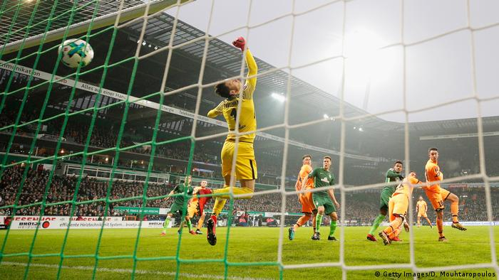 SV Werder Bremen v TSG 1899 Hoffenheim - Bundesliga (Getty Images/D. Mouhtaropoulos)