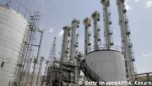 Iran Schwerwasserreaktor in Arak