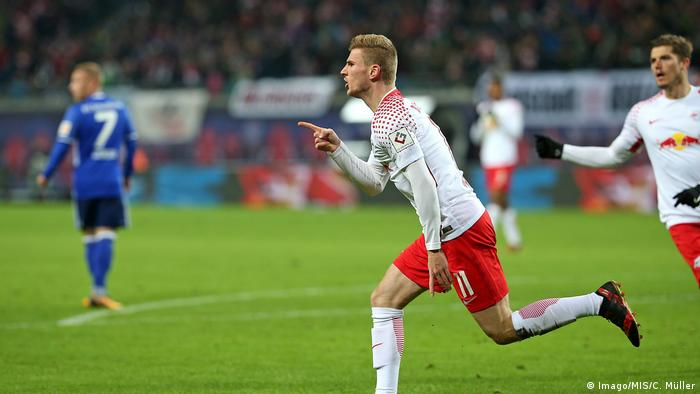 Fußball Bundesliga RB Leipzig - FC Schalke 04 (Imago/MIS/C. Müller)