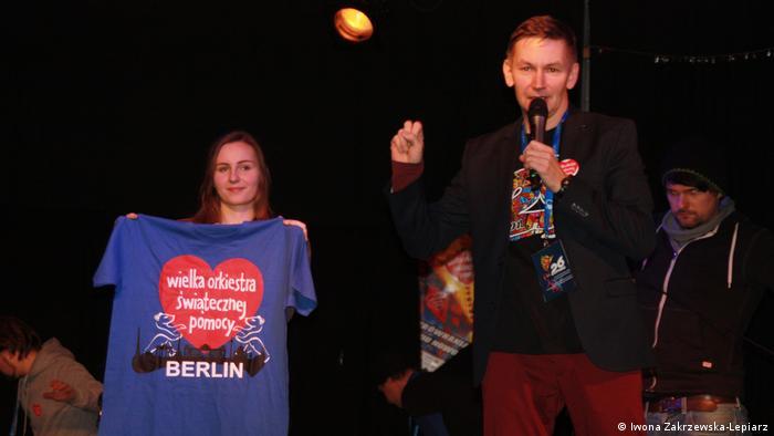 Wielka Orkiestra świątecznej Pomocy Zagrała W Berlinie Ile Zebrała