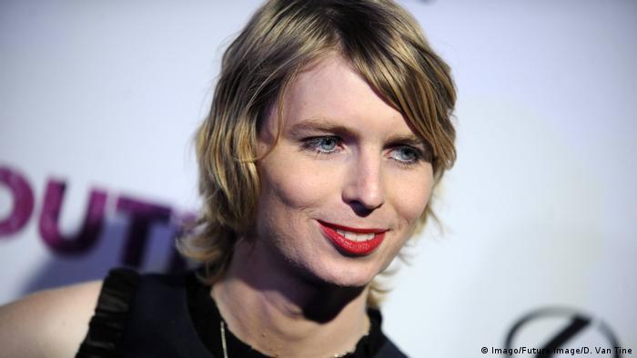 Chelsea Manning saiu da prisão no ano passado, após perdão de Obama