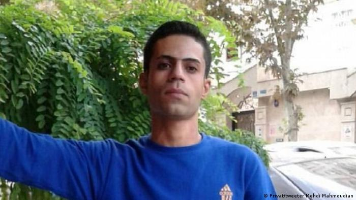 Iran Saroo Ghahramani (Privat/tweeter Mehdi Mahmoudian)