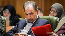 Iran Mohammad Ali Najafi, Bürgermeister Teheran