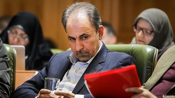 Iran Mohammad Ali Najafi, Bürgermeister Teheran (Tasnim)