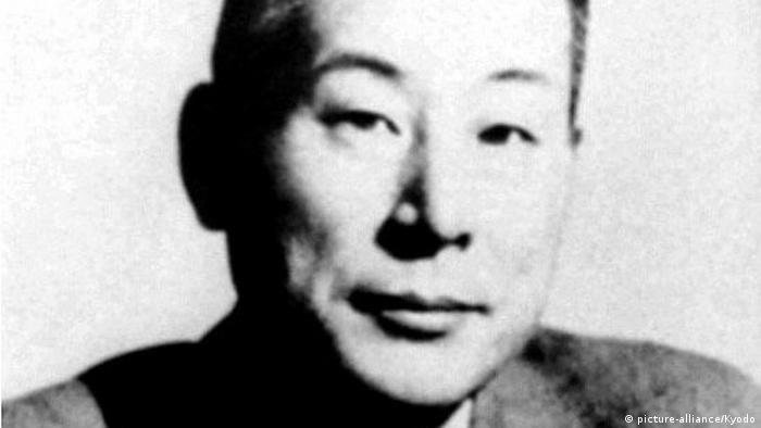 Chiune Sugihara (picture-alliance/Kyodo)