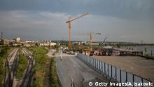 Belgrad am Wasser Waterfront