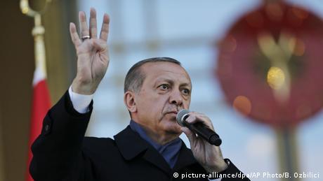 Ердоган погрожує розтрощити підтримувану США