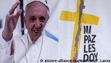 Chile Demonstrationen nach Papstbesuch